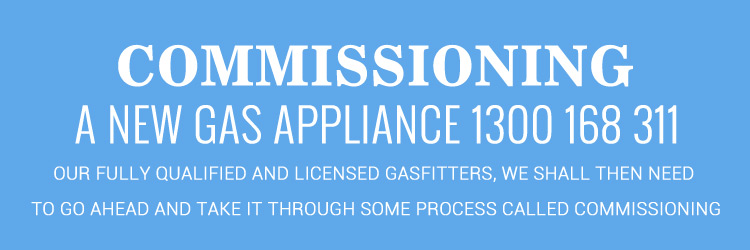 Commissioning-Gas-Appliance-Basket Range