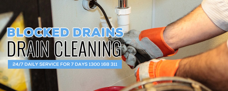 Blocked Toilet Drains Cleaning Goodwood